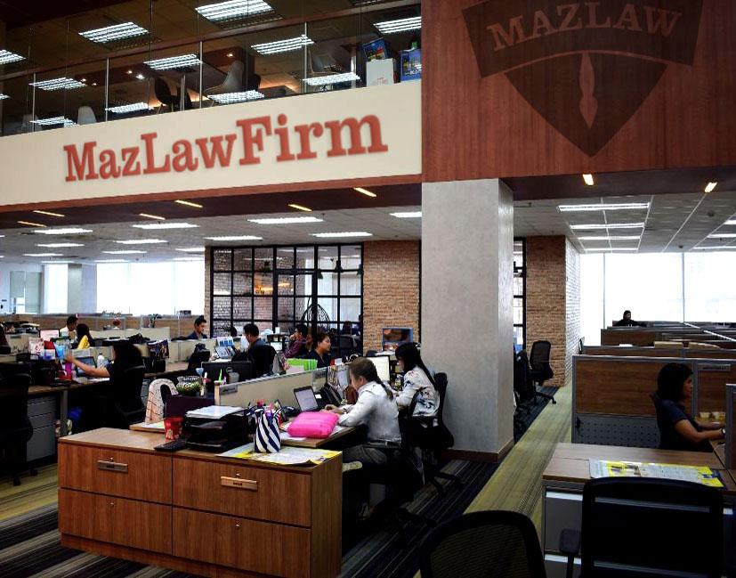 Luật Maz | Tập đoàn Quốc tế Maz