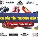 5 Lưu ý về nguyên tắc trong cách đặt tên thương hiệu giày
