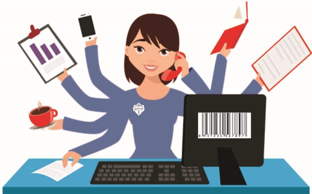 Đăng ký Mã số mã vạch 18 - Luật Maz . Tập đoàn quốc tế Maz