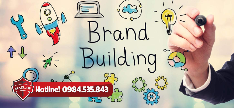 Các bước xây dựng thương hiệu công ty, thương hiệu sản phẩm