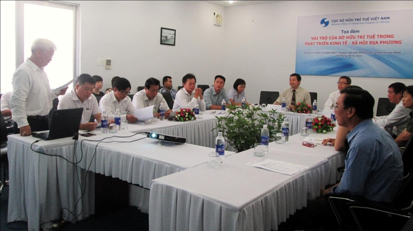 Đăng ký bản quyền thương hiệu tại Đà Nẵng qua văn phòng đại diện