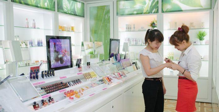 Cách mở cửa hàng kinh doanh mỹ phẩm