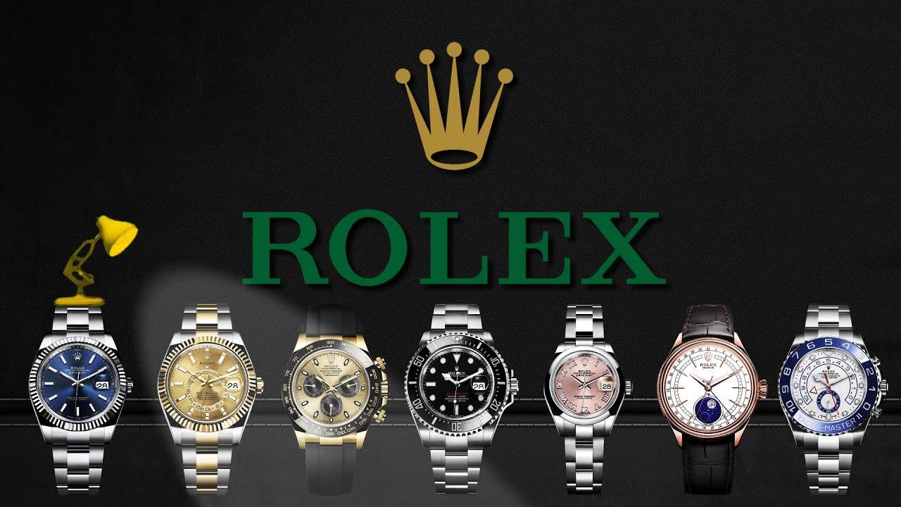 luxury watches logos - 1280×720
