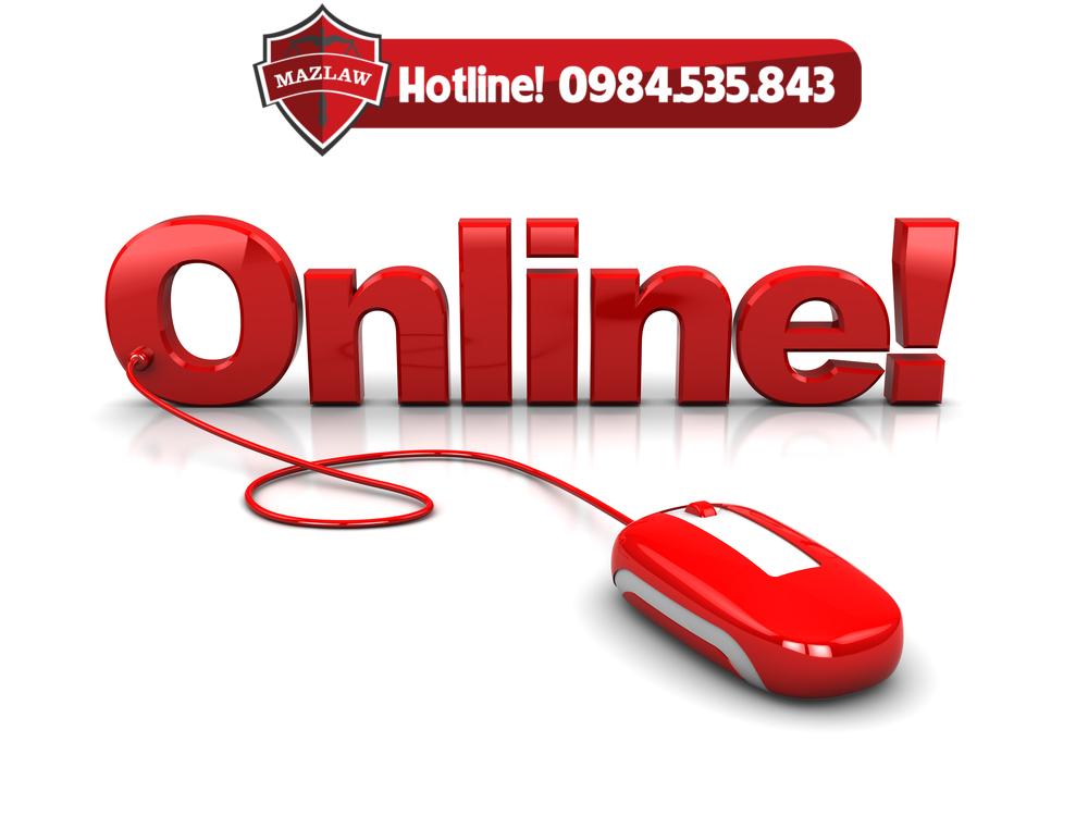 Làm sao để đăng ký mã vạch online?