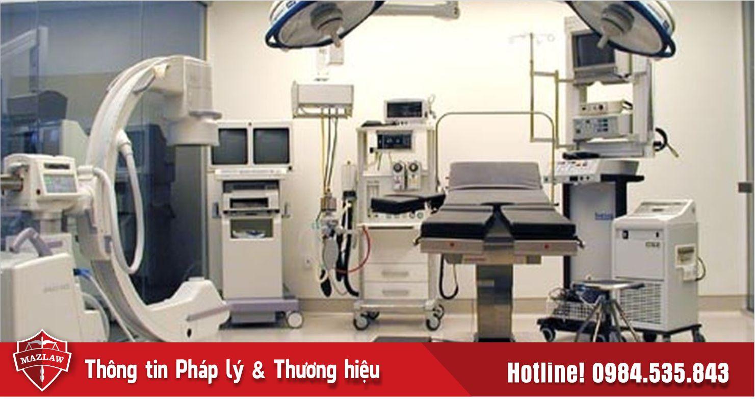 Thủ tục mở cửa hàng thiết bị y tế
